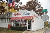 Kosco Flags Best Deals!! Waukegan State National Historical Sports Windsocks Rainbow Flags for sale. Since 1968 Kosco has been a leader in Flags and Air Art!