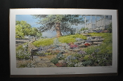 Charles Peterson Garden Party Limited Collector Edition Large Print for sale
