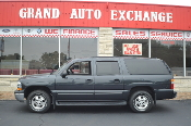 Grand Auto Sales 2003 Chevrolet Suburban 4WD truck on Sale Waukegan