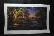 Terry Redlin spring morning Artist Signed Numbered Print for sale