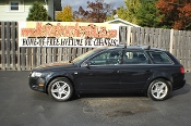 2007 Audi a4 Quattro black turbo wagon car sale in Waukegan best Auto Sales Lake County