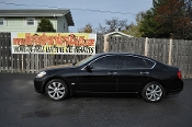 2007 Infiniti M35 Black Sedan Car Sale Waukegan best Auto Sales Lake County