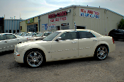 2006 Chrysler 300C Hemi White Sports Sedan Use Car Sale at Motor City Auto Sales