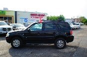 2006 Mercury Mariner Black AWD V6 Used SUV Wagon Sale at Motor City Auto Sales