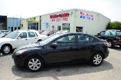 2010 Mazda 3i Black Sport Sedan Sale at Motor City Auto Sales