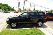 2001 Toyota Highlander Black AWD Used SUV Sale Auto Mix Car Sales Mount Prospect Illinois