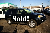 2005 Acura MDX 4Dr Black SUV Used Car Sale by Auto Mix Car Sales Waukegan Illinois