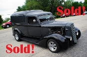 1937 Dodge Humpback Delivery Classic Street Rod Sale in Illinois