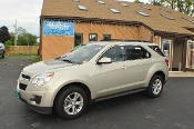 2015 Chevrolet Equinox LT Pewter AWD used SUV Sale NAC North American Credit auto sales Waukegan Illinois