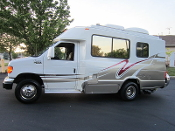 2005 Chinook Premier 2100 Class B Used RV Sale in Beach Park Illinois by Petite RV Camper Sales