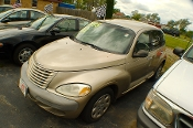 2002 Chrysler PT Cruiser Sand Wagon Used Car Sale by Dodd's Auto Sale Beach Park Illinois