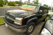2003 Chevy Silverado LS Black 4x4 Z71 Truck Sale by Dodd's Auto Sale Beach Park Illinois