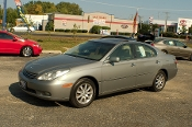 2002 Lexus ES300 Green Sedan Used Car Sale at Motor City Auto Sales