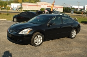2010 Nissan Altima SL Black Sedan Used Car Sale at Motor City Auto Sales