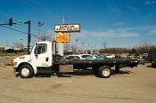 2006 Freightliner Flatbed Tow Wrecker Truck Sale by Sortos used cars Waukegan auto trucker dealer