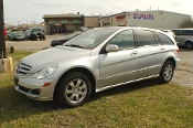 2006 Mercedes R350 4Matic Silver AWD Wagon Sale at Motor City Auto Sales