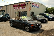 2001 BMW 330ci Black Coupe Convertible Used Car Sale at Motor City Auto Sales