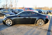 2005 Infiniti G35 Black Coupe Used Car Sale at Motor City Auto Sales