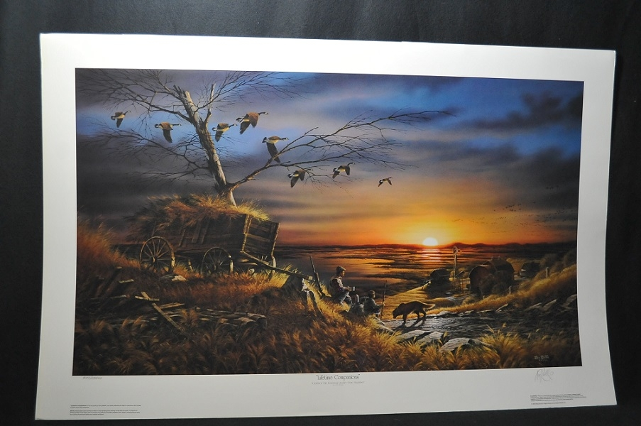 Lifetime Companions by Terry Redlin for sale art print