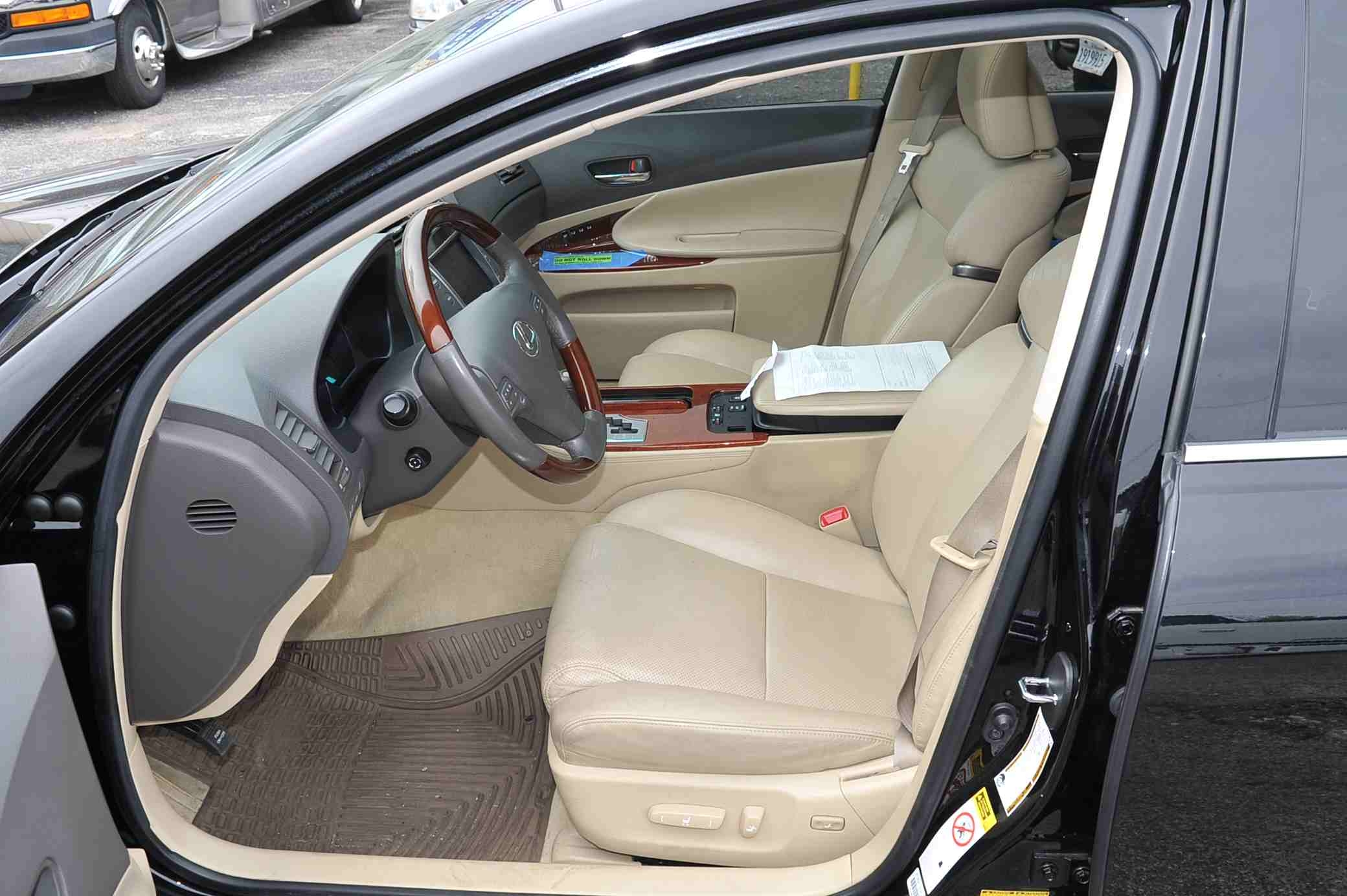 2008 Lexus GS350 Navigation Black AWD Sedan Sale Lake Villa Lake Zurich Lakemoor Milwaukee