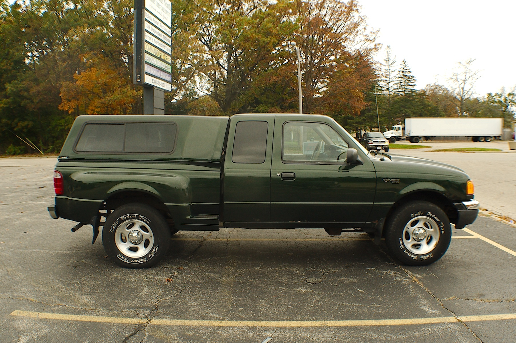 2001 Ford Ranger 4x4 XLT 4Dr Used Truck Sale Antioch Zion Waukegan Lake County Illinois