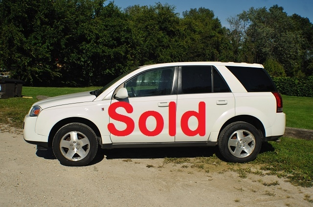2007 Saturn Vue White Awd Navigation Used Suv Antioch Zion Waukegan