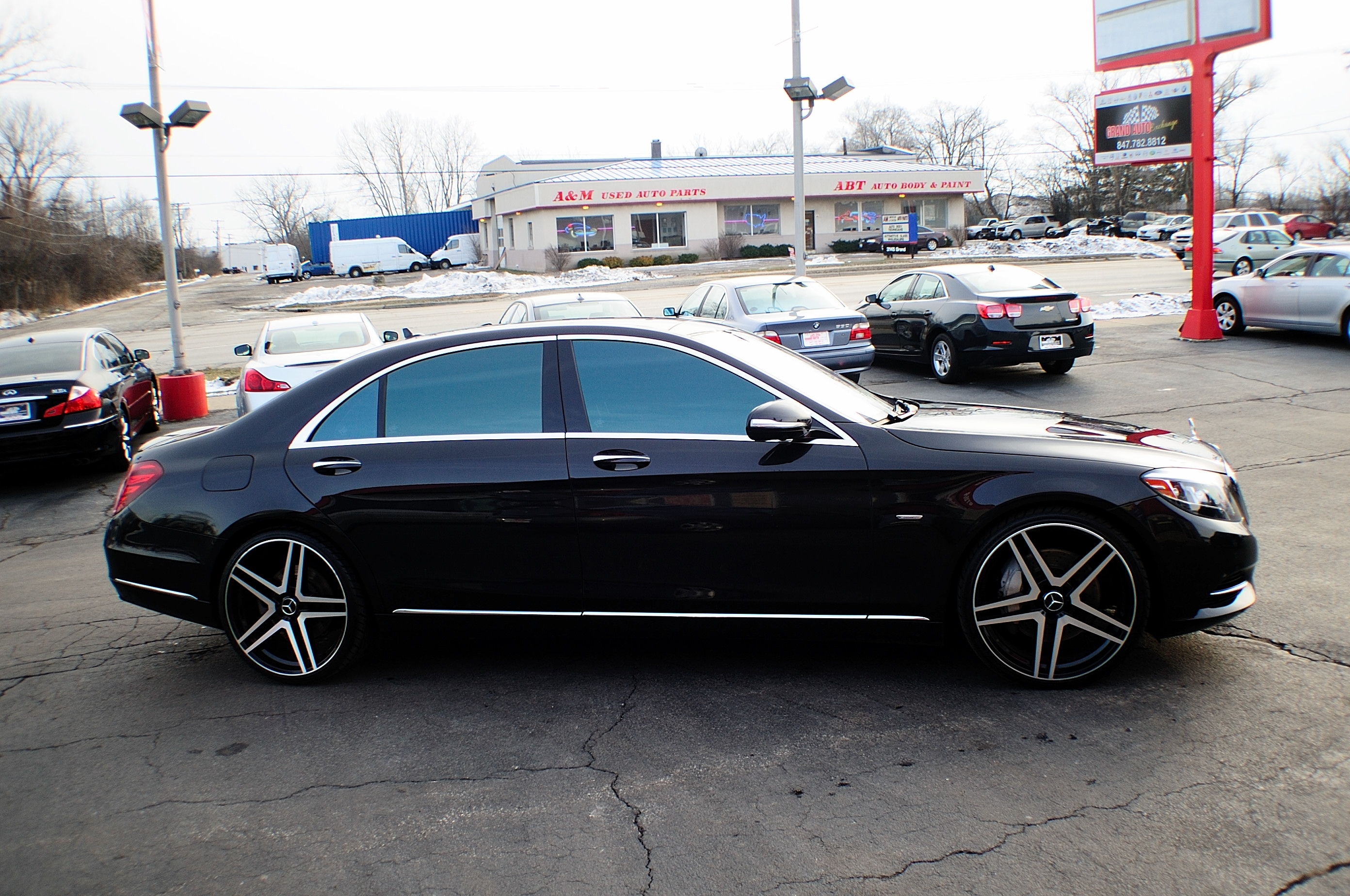 Mercedes 2014 black the image kid has it for Mercedes benz s550 for sale