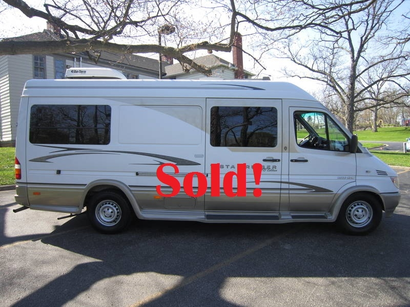 2005 Gulf Stream Coach Vista Cruiser MB Edition Diesel used RV sale Antioch Zion Waukegan Lake County Illinois