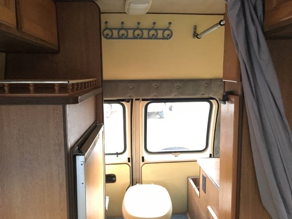 1989 Coachman 17SD E250 Class B RV Camper Sale Montana New Mexico North Dakota Oklahoma Oregon