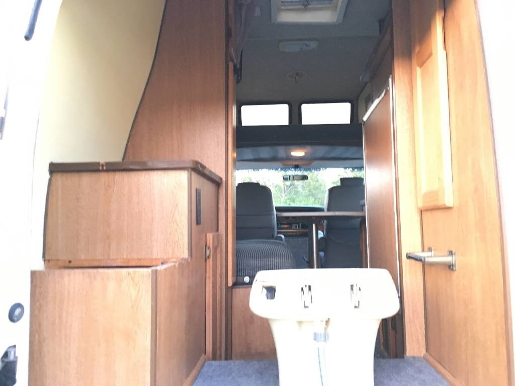 1989 Coachman 17SD E250 Class B RV Camper Sale South Dakota Tennessee Utah Vermont Virginia
