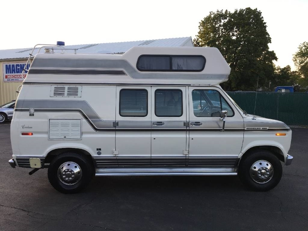 1989 Coachman 17SD E250 Class B RV Camper Sale Bannockburn Barrington Beach Park