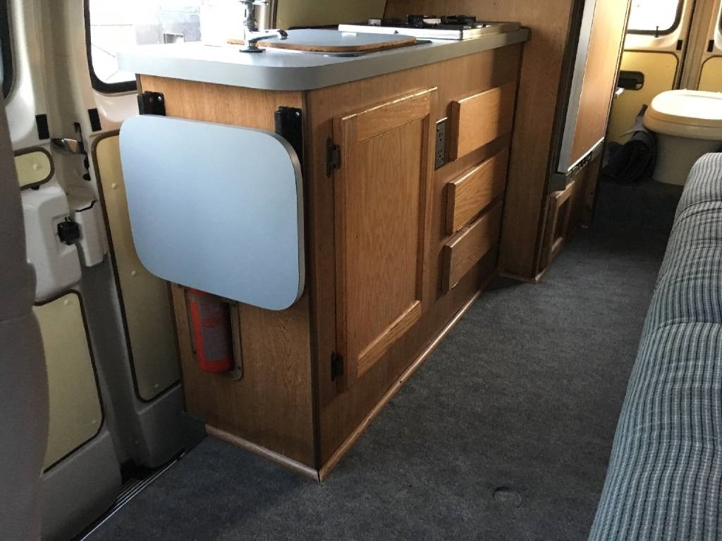 1989 Coachman 17SD E250 Class B RV Camper Sale Barrington North Chicago Old Mill Creek