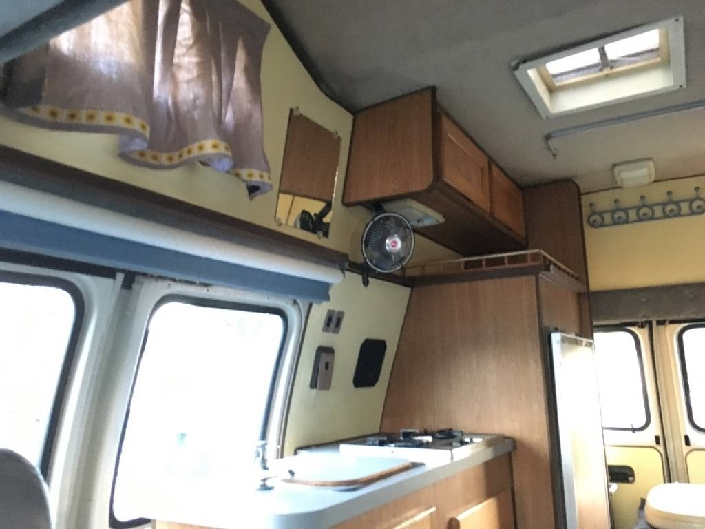 1989 Coachman 17SD E250 Class B RV Camper Sale Indiana Wisconsin Iowa Michigan