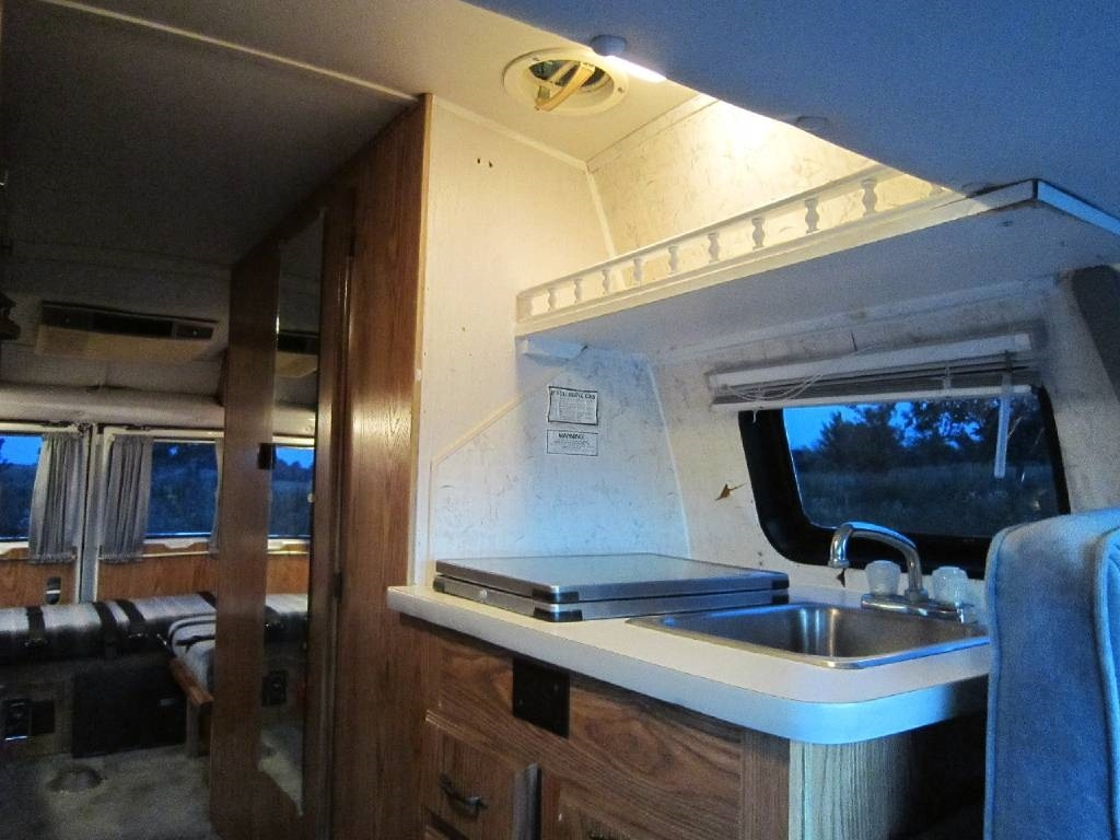 1994 Horizon Sport Series 19 Class B RV Camper Sale Barrington North Chicago Old Mill Creek