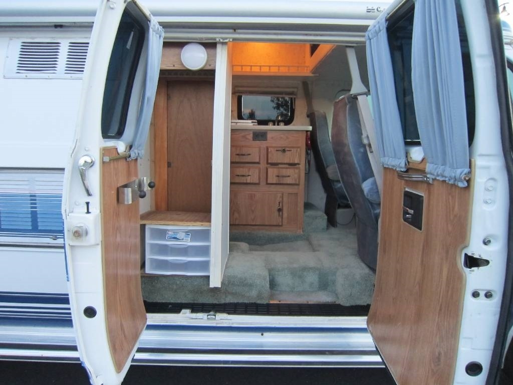 1994 Horizon Sport Series 19 Class B RV Camper Sale Lake Villa Lake Zurich Lakemoor Milwaukee