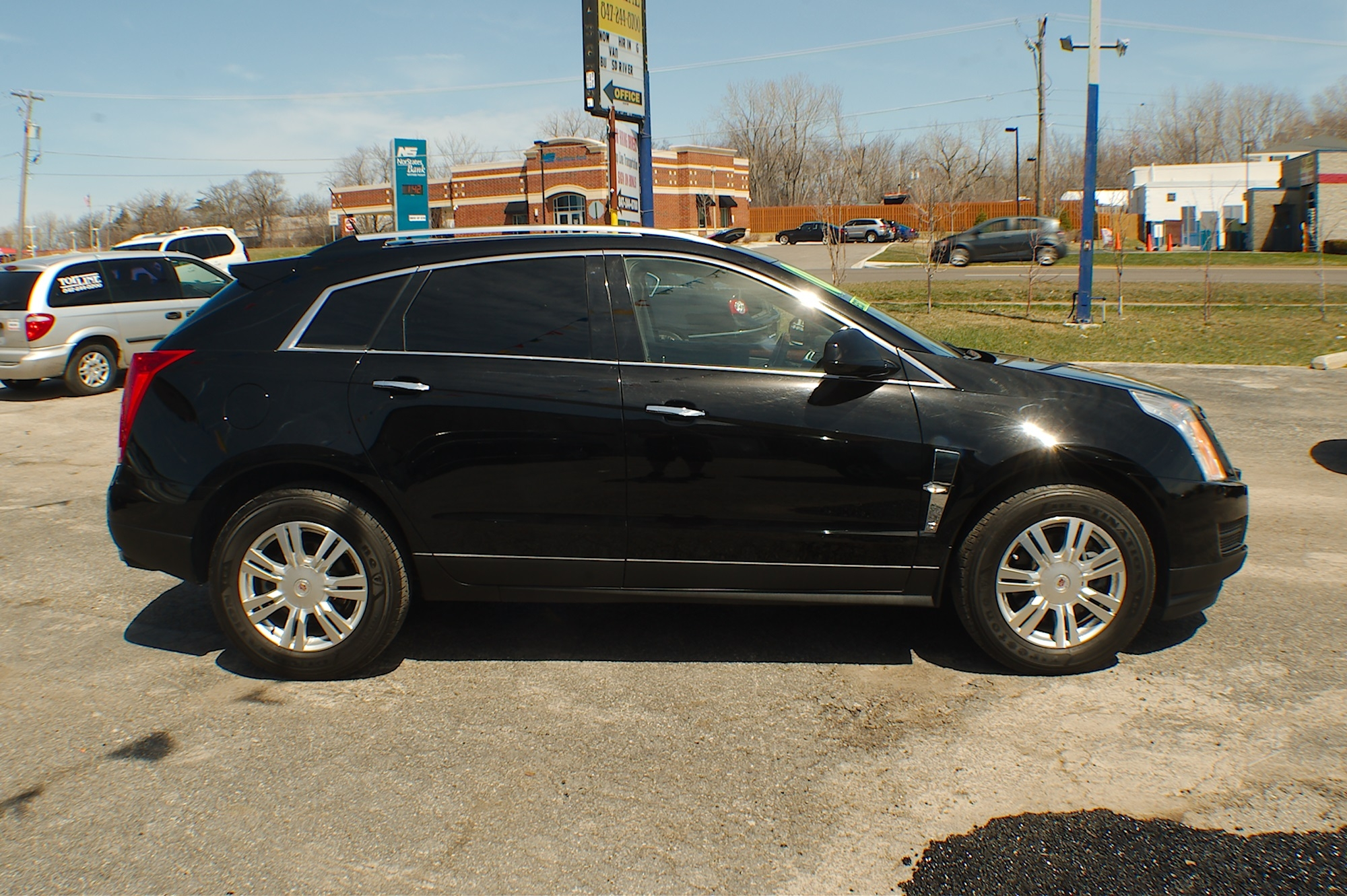 2010 Cadillac SRX Black Wagon Sale