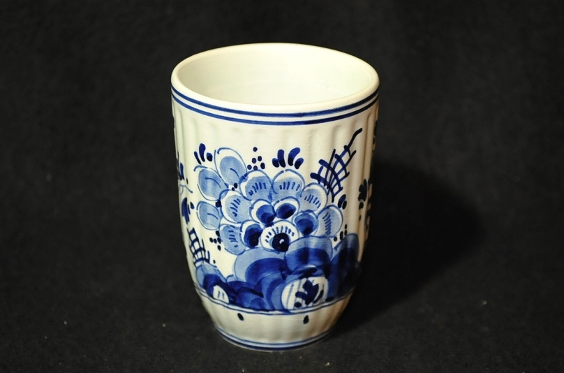 Delft Holland Cup Numbered 222 Rare sale