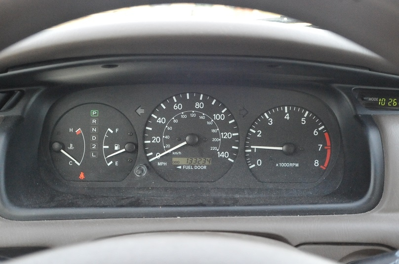 2000 Toyota Camry Sand Sedan Used Car Sale