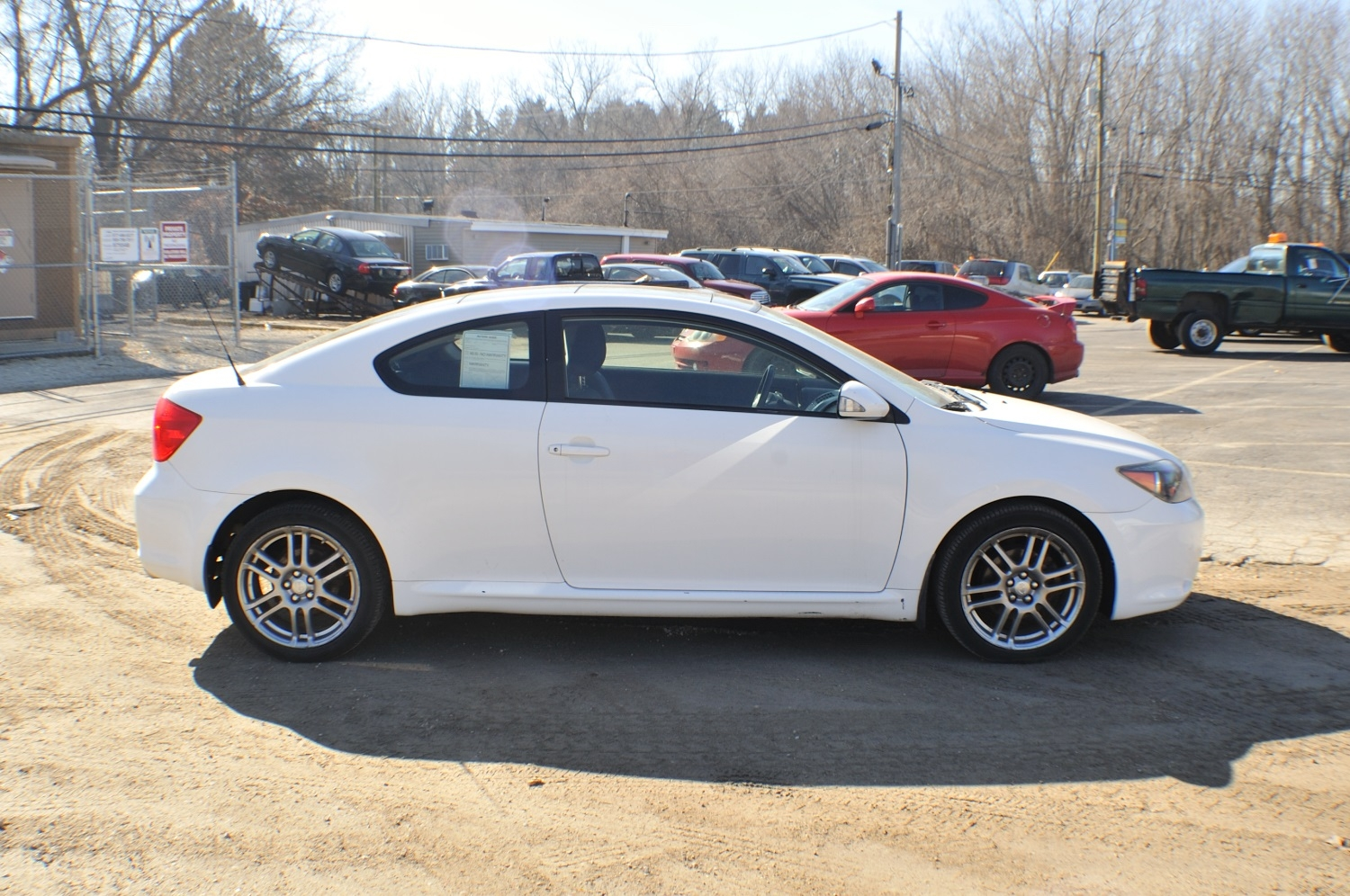 2006 Scion TC White Coupe Used Car Sale Bannockburn Barrington Beach Park
