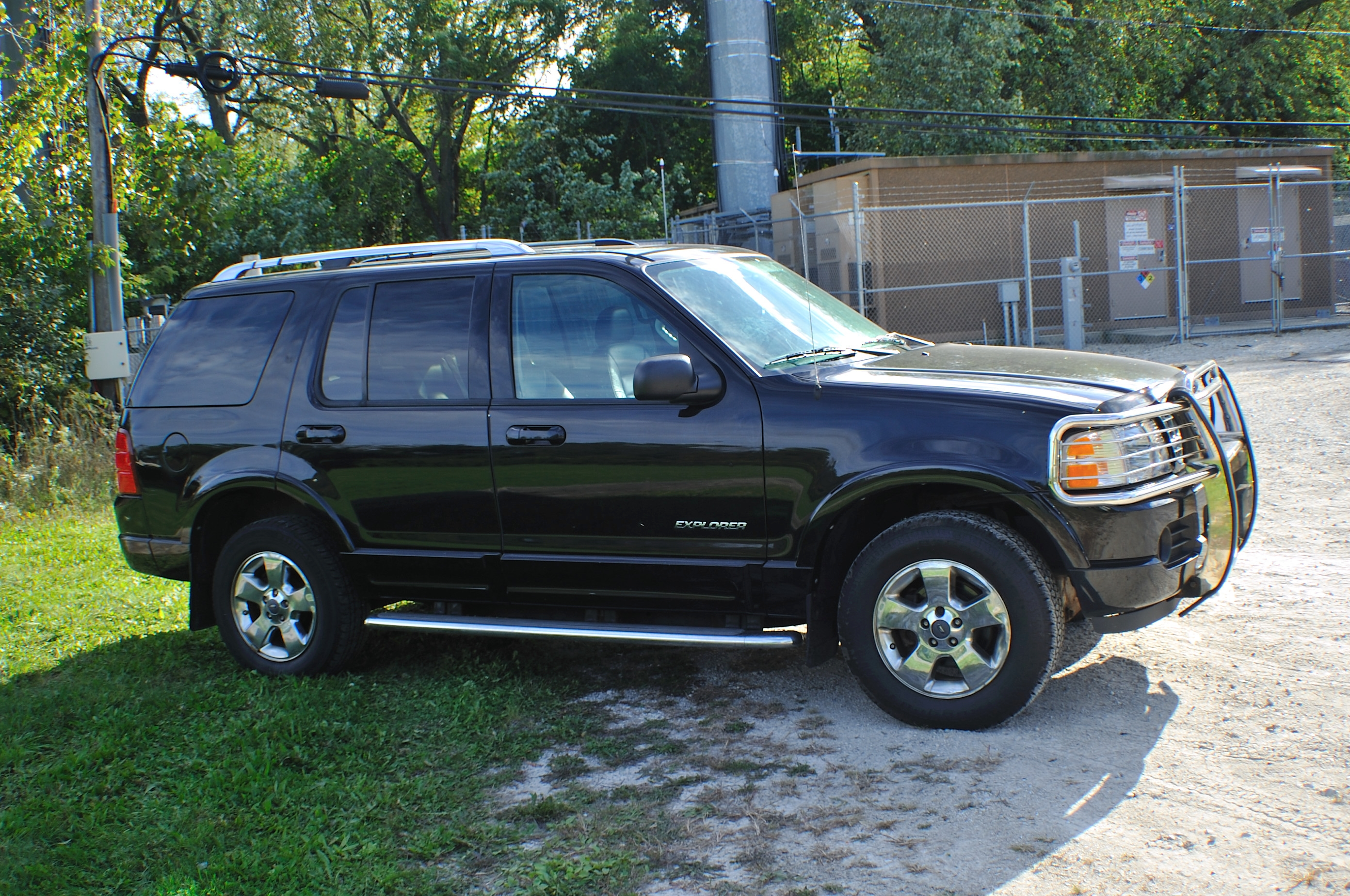 2004 Ford Explorer XLT Black Limited Used SUV 4x4 Sale Bannockburn Barrington Beach Park