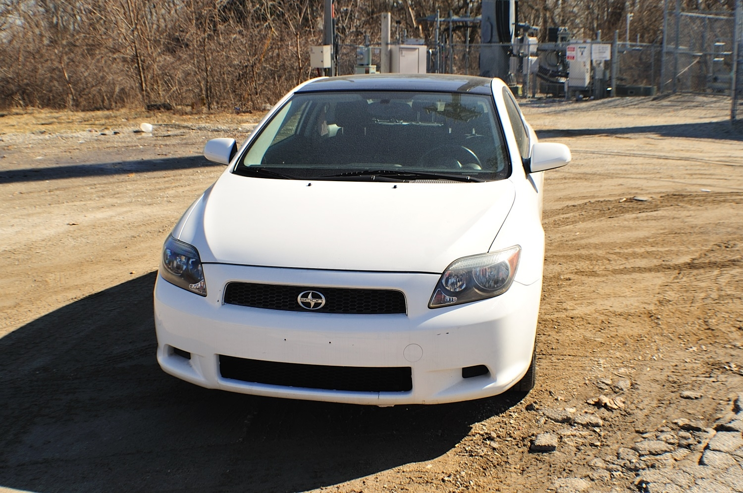 2006 Scion TC White Coupe Used Car Sale Gurnee Kenosha Mchenry Chicago Illinois