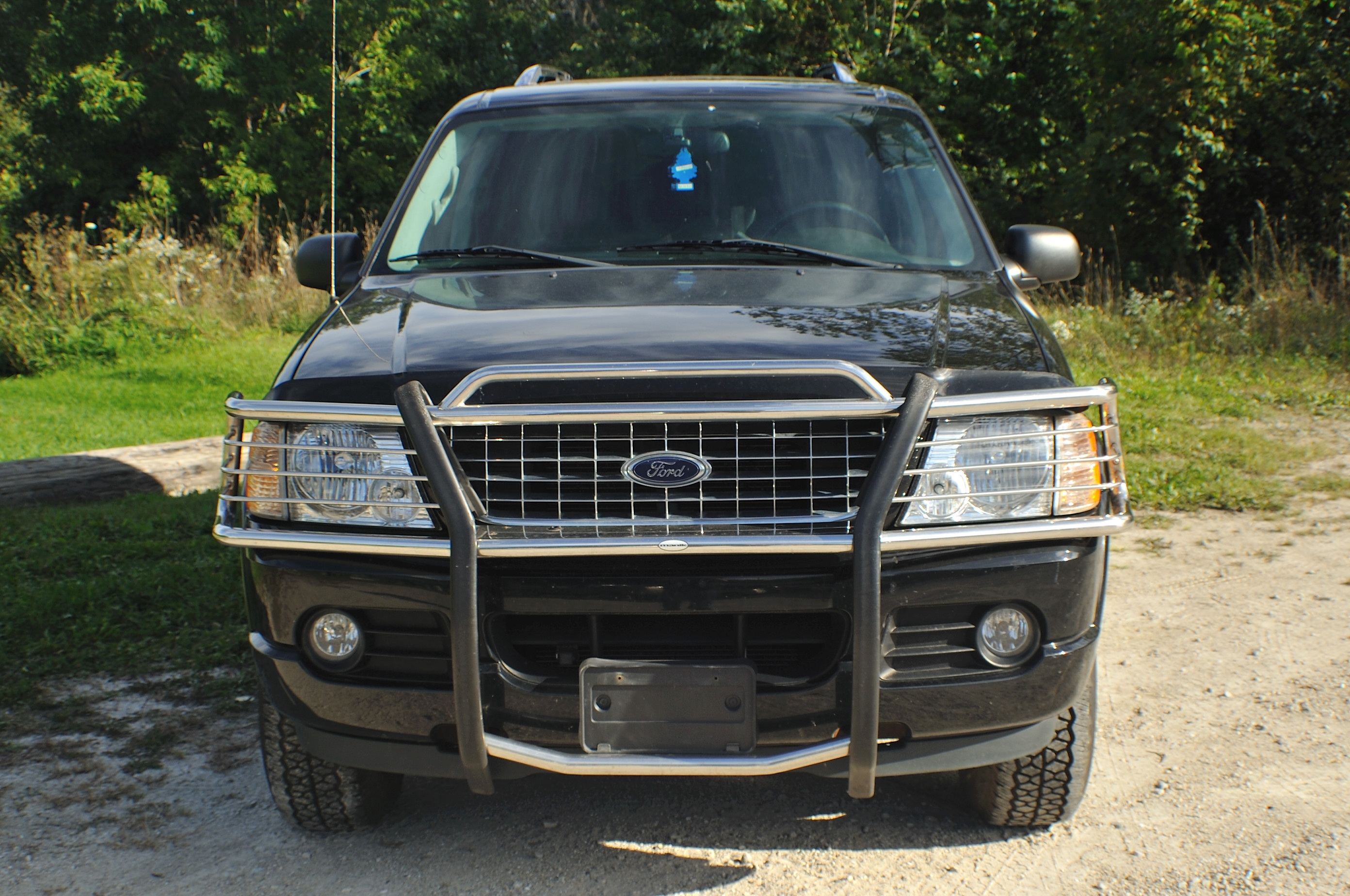 2004 Ford Explorer XLT Black Limited Used SUV 4x4 Sale Gurnee Kenosha Mchenry