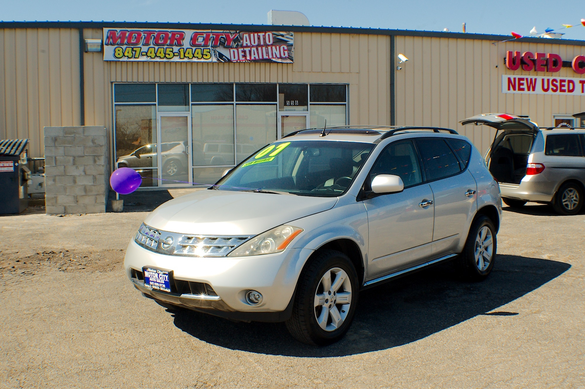 vehicle img in nissan murano kentville platinum inventory en used