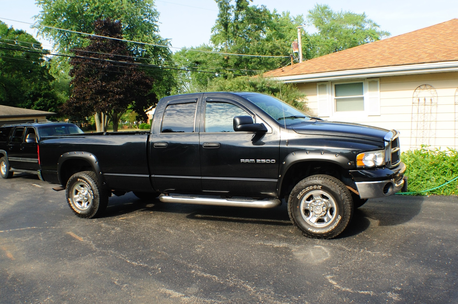 2003 Dodge Ram Black 2500 Hemi Heavy Duty Slt 4x4 Sale Used Truck Bannockburn Barrington Beach