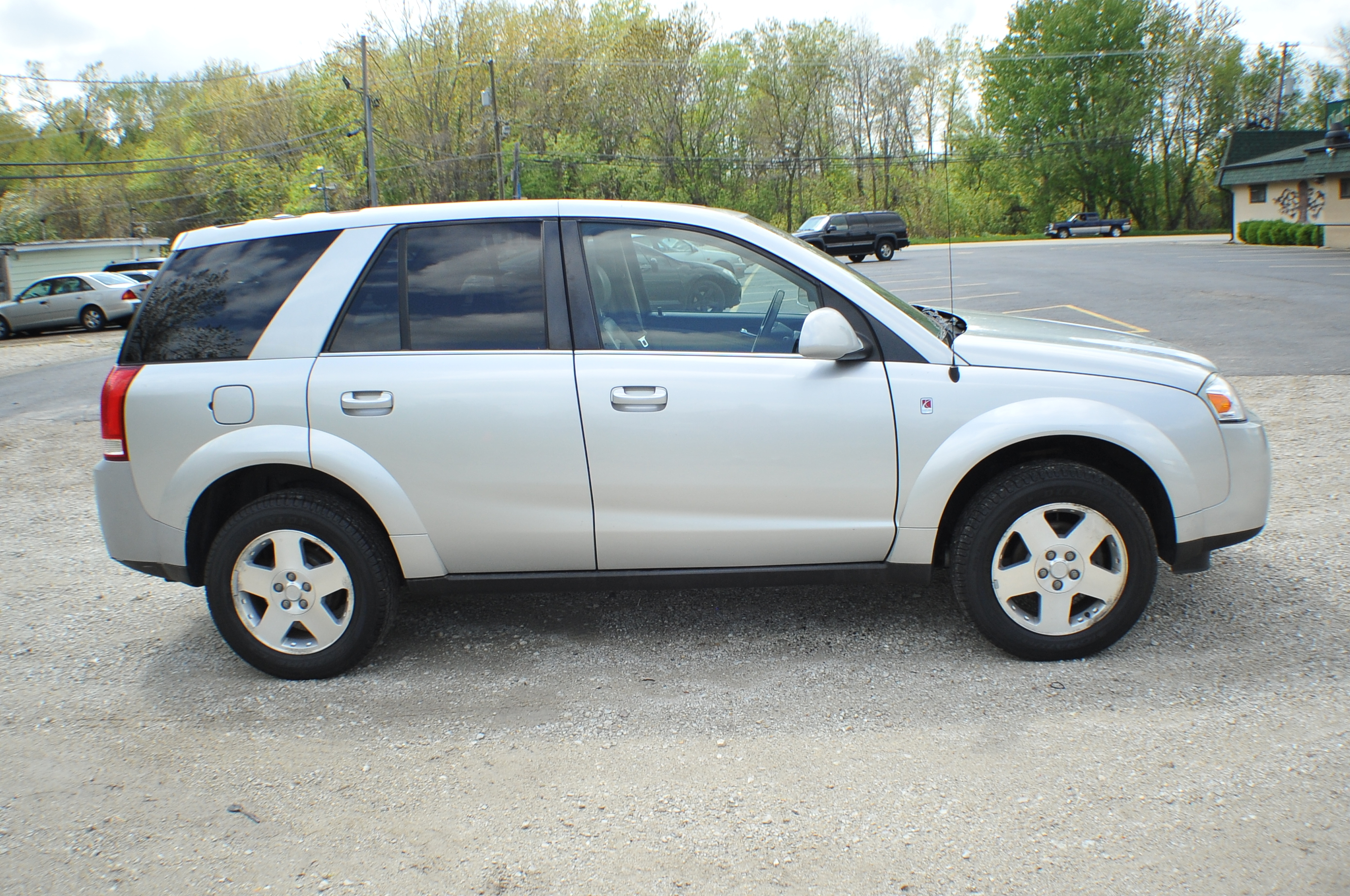 2006 Saturn Vue Silver AWD SUV Best Used Car Sale Beach Park
