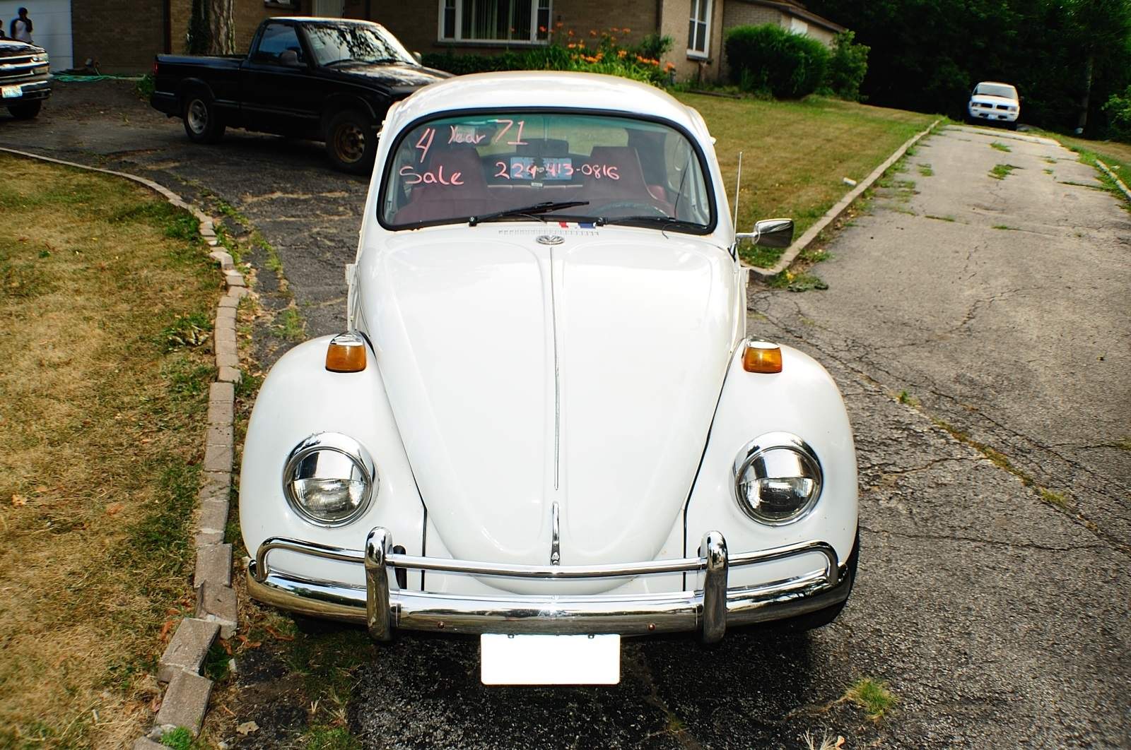 1971 Volkswagen Bug Beetle Herbie Replica Manual VW Sale Bannockburn Barrington Beach Park