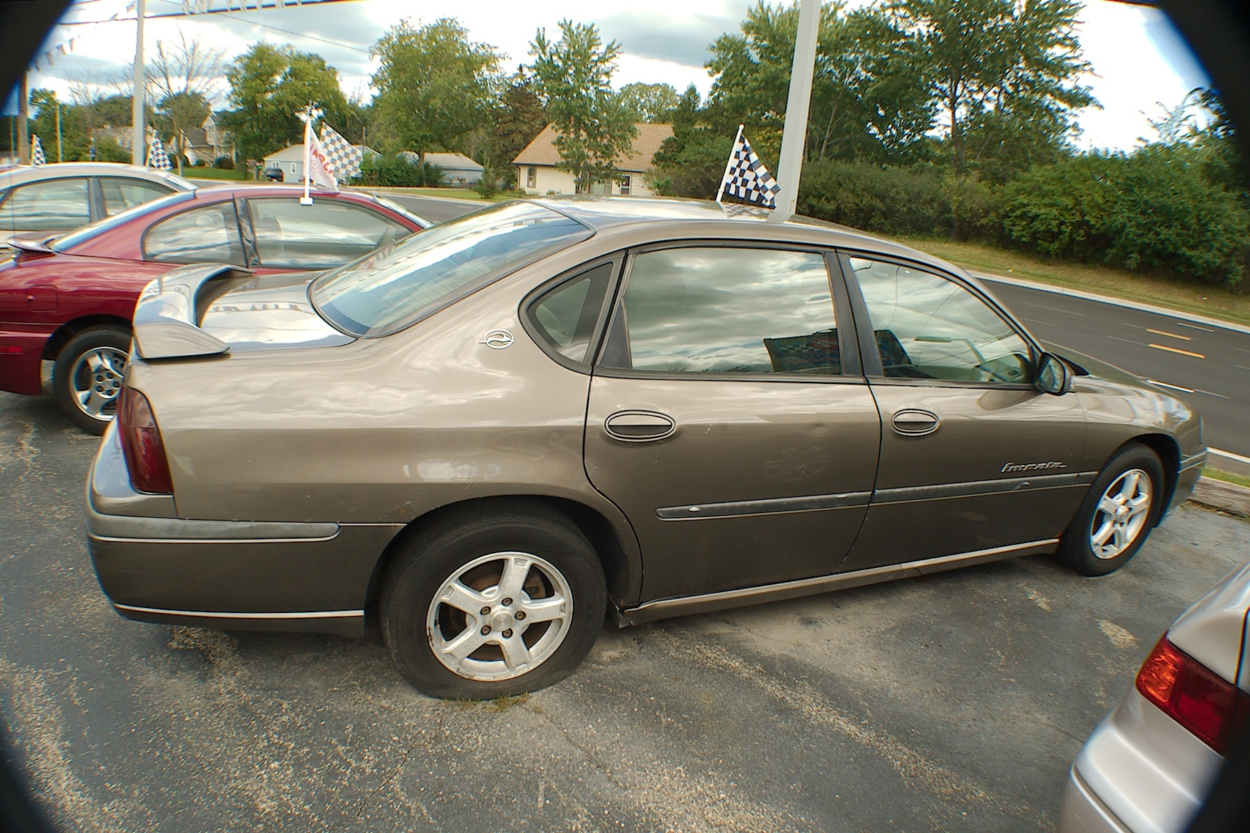 2003 Chevrolet Impala LS Brown Sedan Used Chevy Sale Bannockburn Barrington Beach Park