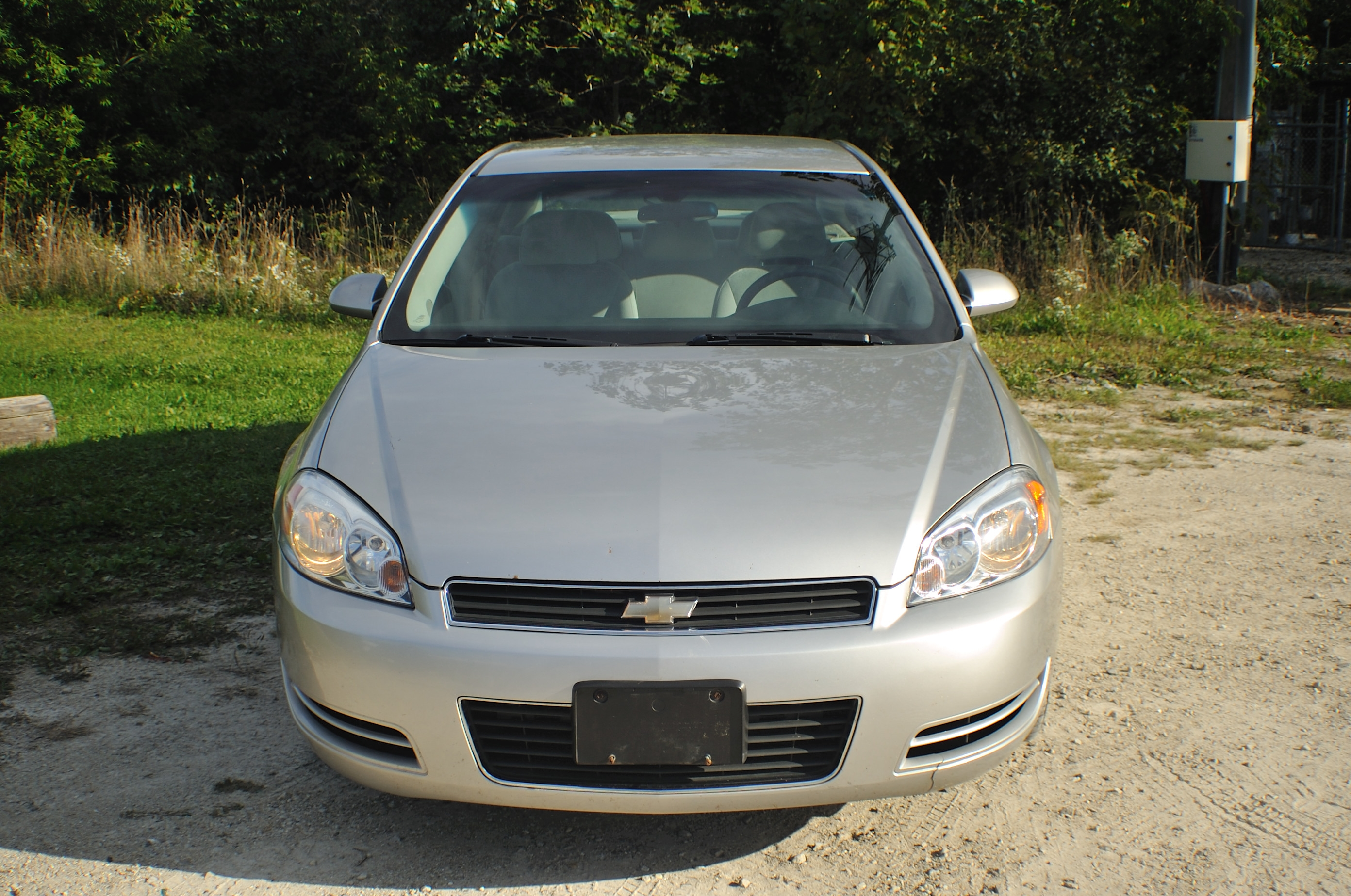 2007 Chevrolet Impala LS Silver Sedan Used Car Sale Gurnee Kenosha Mchenry