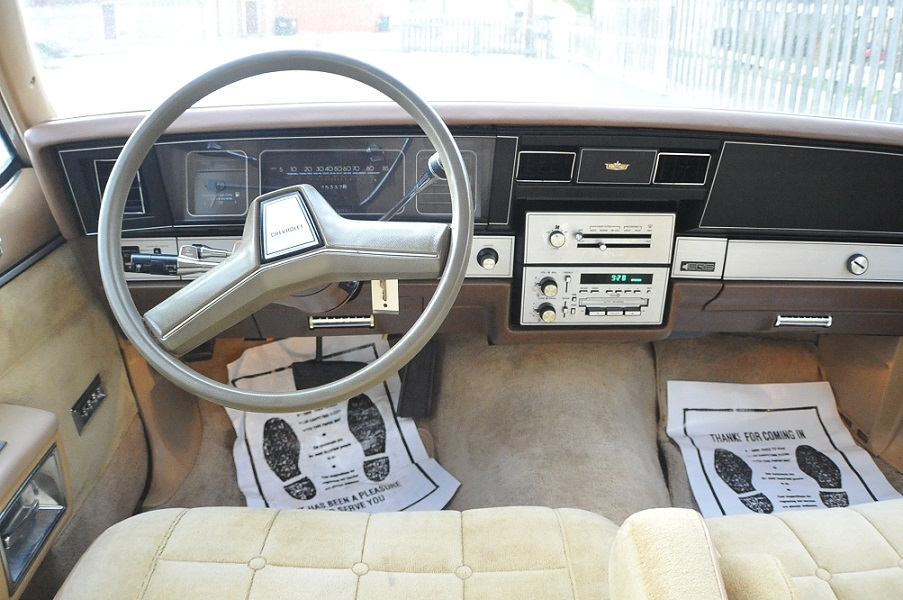 Used Chevy Impala For Sale >> 1985 Chevrolet Caprice Classic Sedan Chevy Best Car Sale Waukegan