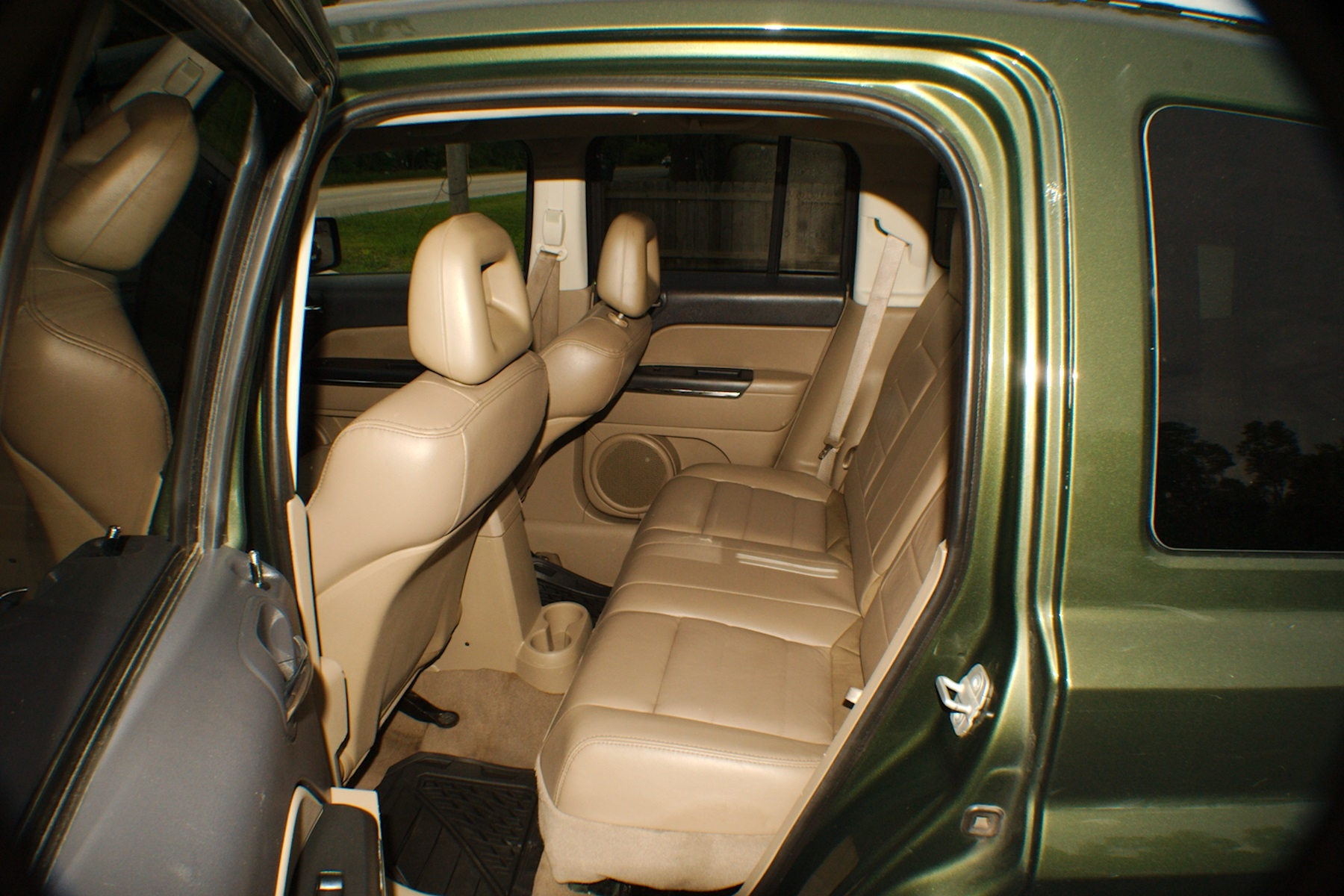 2009 Jeep Patriot 4x4 Limited Green Used SUV Sale Libertyville Lincolnshire Lindenhurst